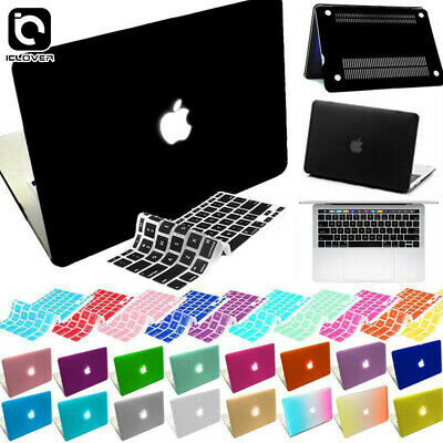 "For 2016 Macbook PRO 13"" 15 Touch Bar A1706/A1707 Rubberized Case Keyboard Cover"