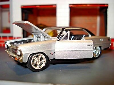 1967 67 Chevrolet Nova Ss Coupe Limited Edition Muscle 1/64 M2 572 Custom Built