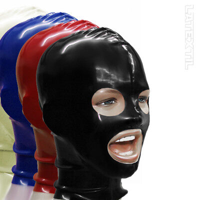 ----- LATEXTIL ----- NewOpen ** Latexmaske Latex Rubber Maske Masque ** NEU **