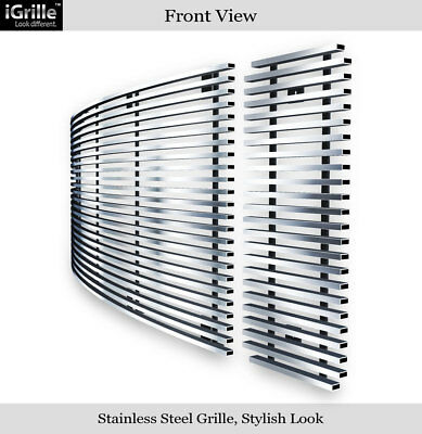 For 2008-2010 Ford F250/F350/F450/ F550 Stainless Steel Billet Grille Insert