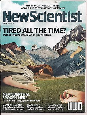 NewScientist-17 may 2014-TIRED ALL THE TIME?