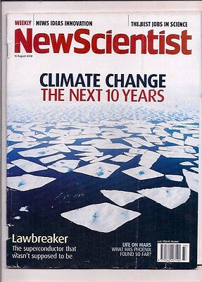 NewScientist-16 aug 2008-CLIMATE CHANGE-THE NEXT 10 YEARS.