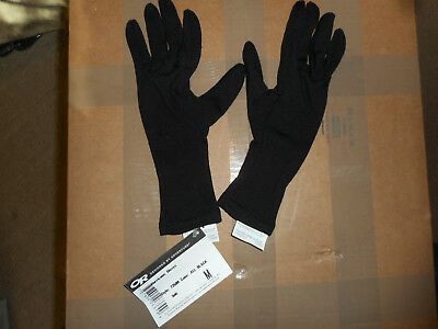 OR Outdoor Research Hurricane Gloves,Black * MEDIUM * Style 72600 * NWT