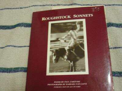 Roughstock Sonnets Cowboy Poems