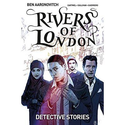 Rivers of London Volume 4: Detective Stories  - Paperback NEW Aaronovitch, Be 08