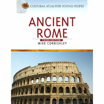 Ancient Rome (Cultural Atlas for Young People) - Hardcover NEW Corbishley, Mik 2