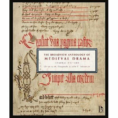 The Broadview Anthology of Medieval Drama - Paperback NEW  2012-11-30