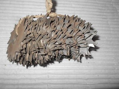 Lot Of 59 Of Meat Tenderizer Blades