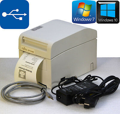 Pos Printer Drucker Bondrucker Fujitsu Fp510Ii Mit Usb Rs232 F. Win Xp 7 8 10 Mm