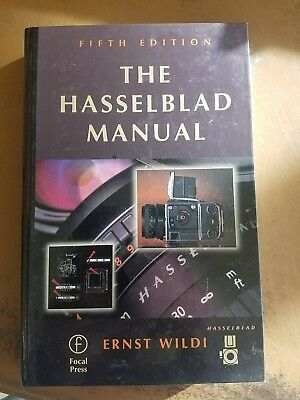 The Hasselblad Manual 5th edition excellent condition