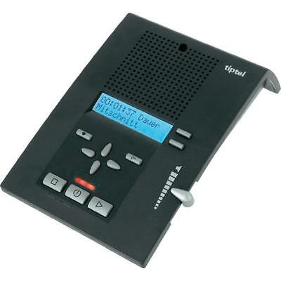 Tiptel 333 Business Class Answering Machine | 90 Minutes Recording