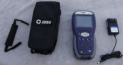 JDSU HST-3000 Color Cable Tester - EXC with Case & Charger but Please READ!