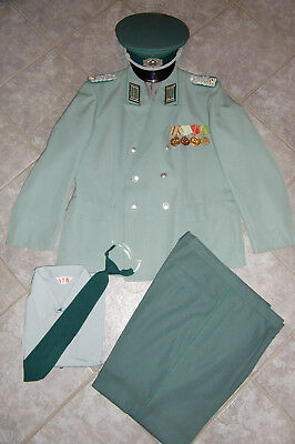DDR MdI VOPO Uniform Volkspolizei Major der VP Gr. k52/k52 Fasching Karneval