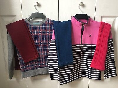 Girls Mini Boden & Joules Bundle 9-10yrs. Good Condition
