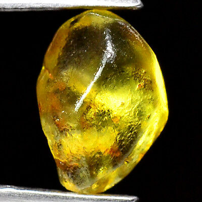 TOP IF FLAWLESS 2.20ct NATURAL100% UNHEATED CHRYSOBERYL ROUGH FACET NR!