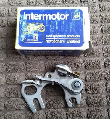Fits Nissan Vanette 1.5 Variant2 Genuine Intermotor Distributor Contact Breaker