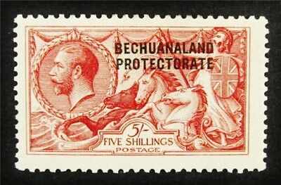 nystamps British Bechuanaland Protectorate Stamp # 93 Mint OG H $180
