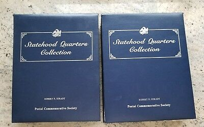 Postal Commemorative Society Statehood Quarters Coin Collection Set SHIPS FREE