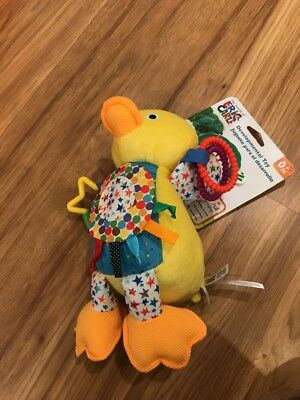 Kids Preferred World of Eric Carle Developmental Toy with Sound- Duck (12)