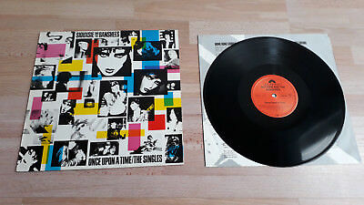 """Siouxsie & the Banshees """"once upon a time / singles"""", Vinyl LP, 1981 Polydor"""