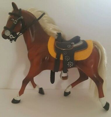 "Vintage Horse Figure 1995 Empire Inc. 7"" Horse"