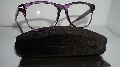 cad21a0c73be TOM FORD RX Frame Eyeglasses New Purple Limited Edition FT5399 V 083 54 18  140
