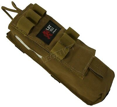 NEW London Bridge LBT-6133A Modular PRC-152 Radio Pouch Coyote Brown USMC Harris