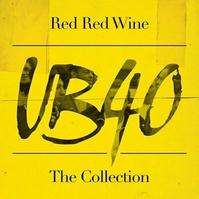 UB40 - Red Red Wine - NEW CD - Very Best of Collection - 19 Track Greatest Hits