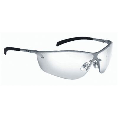 10 x Bolle Silium Safety Cycling Glasses//Spectacles Clear Lens  Anti Mist SILPSI