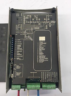 SSD 35 AMP DC DRIVE control card PLC Variable Frequency Drive Motor Controller
