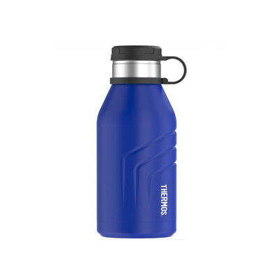 Thermos Element 5 Vacuum Insulated 32oz Beverage Bottle w/ Screw Top Lid,Blue