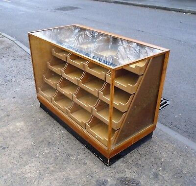 Vintage 20 Drawer Haberdashery Shop Cabinet       Delivery Available