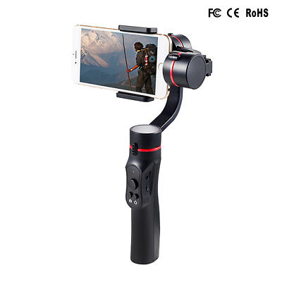 3-Axis Handheld Mobile Gimbal Stabilizer für Smartphone iPhone, Samsung Galaxy