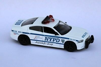 NYPD New York  Police Department  DODGE Highway Patrol Car 1:43  Neuware