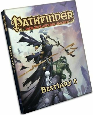 Pathfinder Roleplaying Game - Bestiary 5