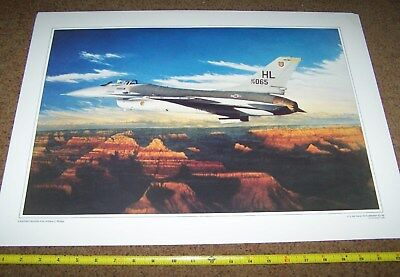 Air Force Art Collection Picture Poster *nice* #6