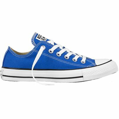 b50ba7a0ad8a Converse Chuck Taylor All Star Ox Hyper Royal Womens Canvas Low-tops  Trainers