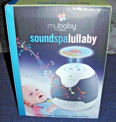 Homedics My Baby Soundspa Lullaby Sounds And Projection Infant Bedtime Sleep