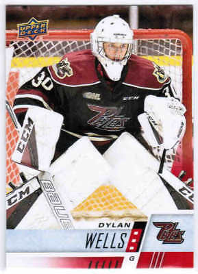 17/18 2017 UD UPPER DECK CHL HOCKEY RED PARALLEL CARDS (#1-100) U-Pick From List