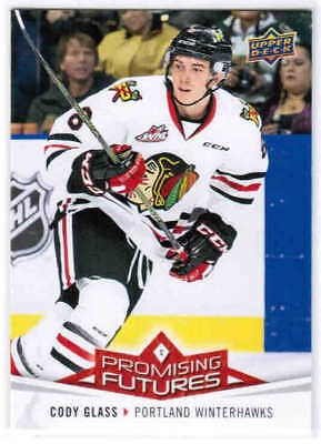 17/18 2017 UD UPPER DECK CHL HOCKEY PROMISING FUTURES CARDS PF? U-Pick From List