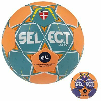 Select Mundo Handball Trainingsball Gr. 0, 1, 2, 3 Herren Kinder 1660847446