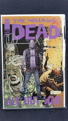 US The Walking Dead#119 signiert Charlie Adlard Image TV Serie mit COA