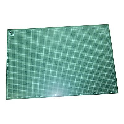 A1 A2 A3 A4 or A5 Cutting Mat Non Slip Printed Grid Lines Knife Board Crafts