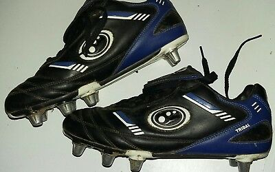 Optimum rugby boots. Size 7