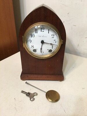 Antique Seth Thomas Beehive Mantle Clock A Little Beaut