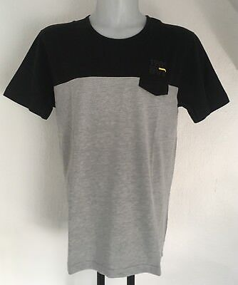 Borussia Dortmund Black And Grey Tee Shirt Size Adults Xxl Brand New With Tags