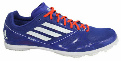 c82fb48fad3d Adidas adiZero Avanti 2 Athlete Mens Lace Up Track   Field Trainers B24206  U57