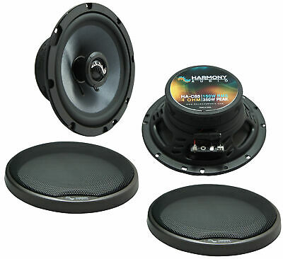Fits Honda Civic 2006-2011 Factory Speakers Replacement Harmony (2) C65 Package