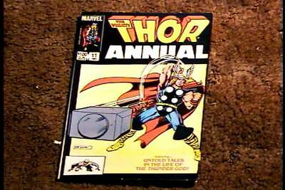 Mighty Thor Annual #11  Comic Book Vf/nm