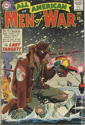 All American Men of War #104 1964 VG 4.0 Stock Image